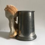 Louise Shaw 'Made Tender' Dad's tankard & bread slices 2019